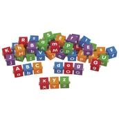 Snap Together Letter Blocks- Set of 48