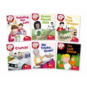 Floppy's Phonics Stage 4 - Pack of 6