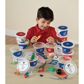 Consonant Clusters and Digraphs Teaching Tubs