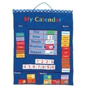 My Calendar Fabric Wall Hanging