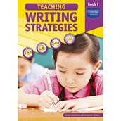 Teaching Writing Strategies Book 1