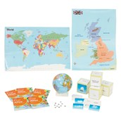 Value Geography Kit for Key Stage 1