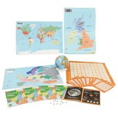 Value Geography Kit for Key Stage 2