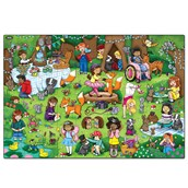 Orchard Toys Woodland Party Jigsaw