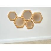 Hexagonal Distorting Mirror from Hope Education