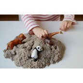 Smooshy Sand - Natural 1kg Bag