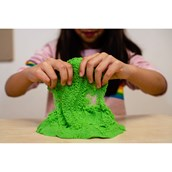 Smooshy Sand - Green 1kg Bag