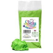 Slinky Sand (green) - 1kg Bag