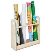 Wooden Play Mat Storage from Hope Education