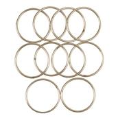 Metal Sensory Rings from Hope Education - Pack of 10