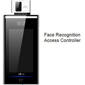 Body Temperature & Facial Recognition Terminal Stand