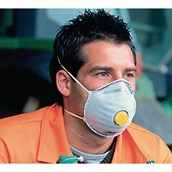 Standard FFP2 Mask with Valve