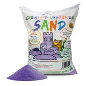 Coloured Sand - Purple 15kg Bag