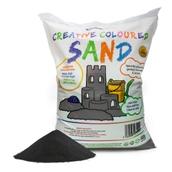 Coloured Sand - Buffalo Grey 15kg Bag