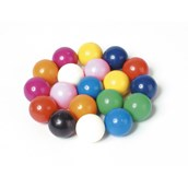 Magnetic Marbles: Tub of 20