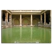 Roman Baths Backdrop