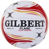 Gilbert  Flare Netball - Size 4