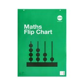 A1 Numeracy Flipchart Pad -  Pack of 5