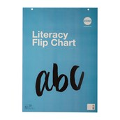 A1 Literacy Flipchart Pad - Pack of 5
