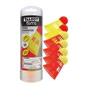 Talbot Torro Speed Badminton Shuttlecocks - Pack of 6