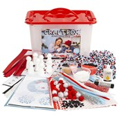 Christmas Craft Box - Box A