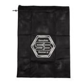 Sensible Soccer 10 Ball Mesh Bag - Black/White
