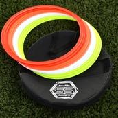 Sensible Soccer Speed Rings - Pack of 12