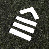 Sensible Soccer Flat Marker Set - Pack of 14