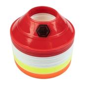 Sensible Soccer Mini Pro Cones - Assorted - Pack of 50