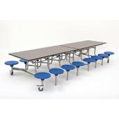 Rectangular 16 Seater Tables