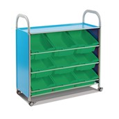Tilted Tray Unit