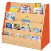 Single-Sided Book Storage Units