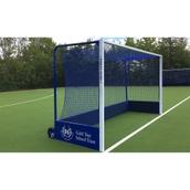 Harrod Sport Integral Weighted Hockey Goal - Pair