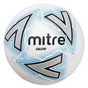 Mitre Calico Football - White