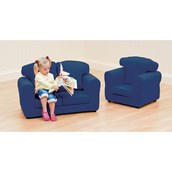 Kids Armchair with Removable Covers