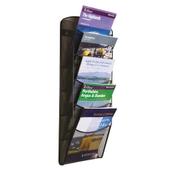 Wall Mounted Mesh Leaflet Dispenser