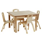 Millhouse Square Table and Chairs
