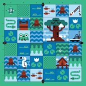 Cubetto Maps from Primo Toys