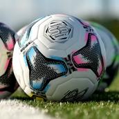 Sensible Soccer Samba Match Football - White/Multi