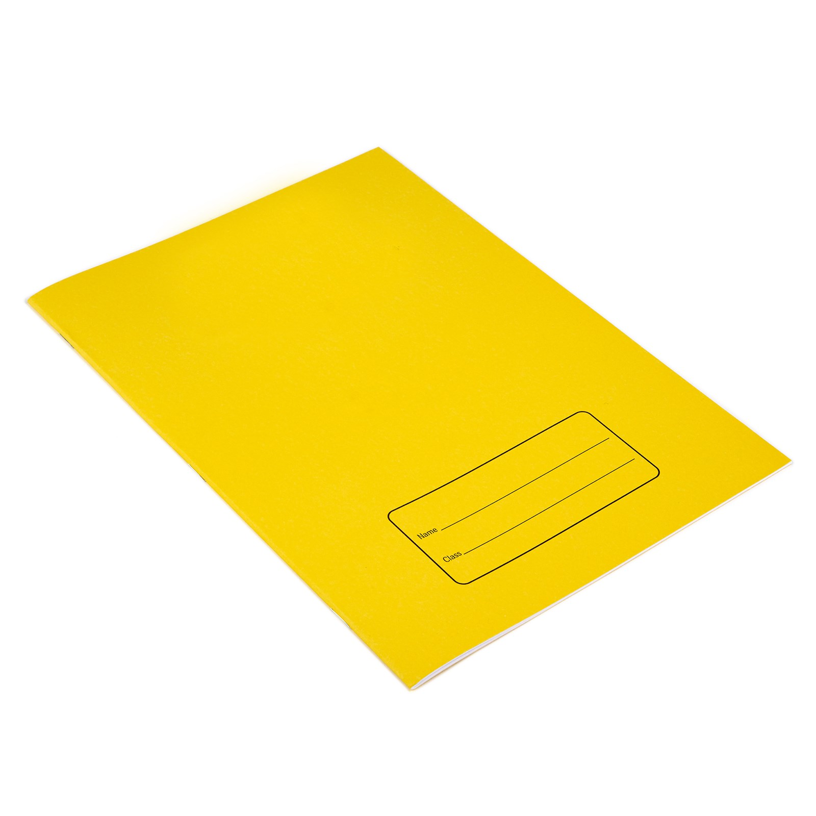 Classmates Yellow A4 Handwriting Book 32-Page, 6/21mm Ruled - Pack of 100