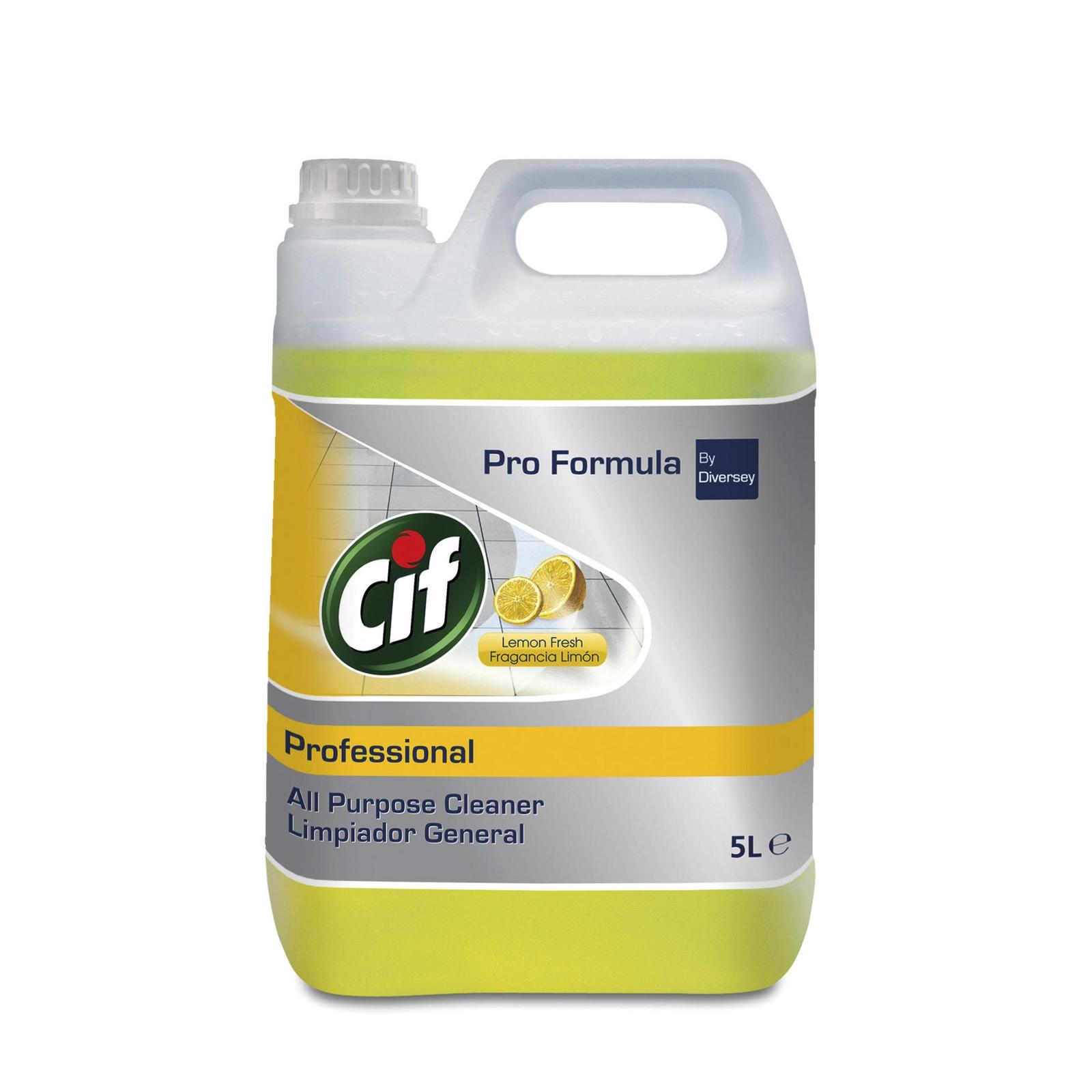 Cif Pro Formula All Purpose Lemon Cleaner