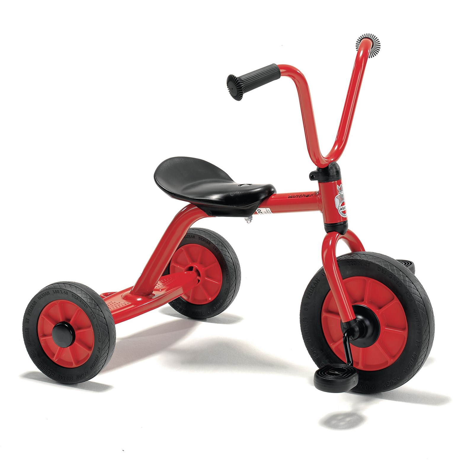 Winther Piggy Back Trike