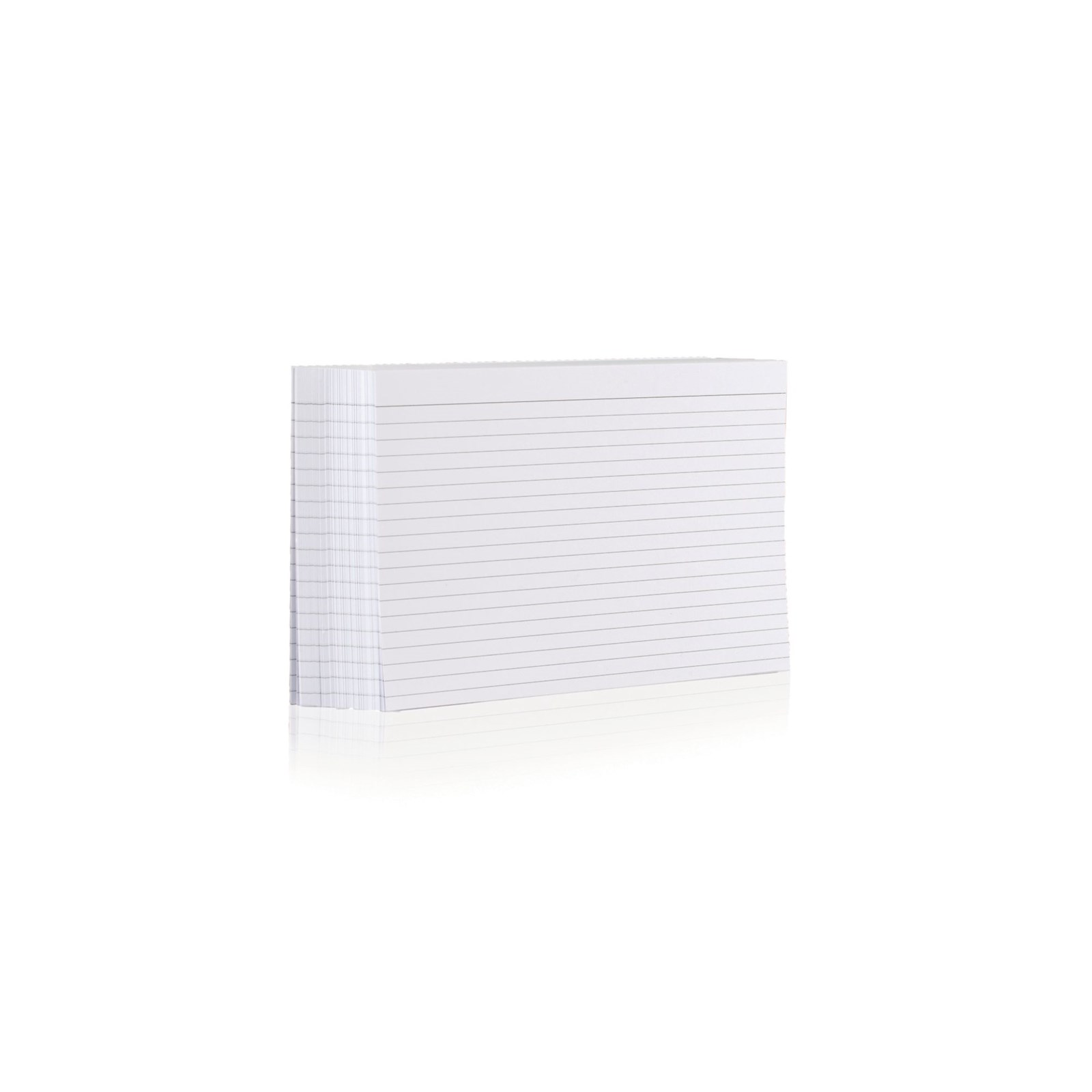 Record Card 203 x 127mm White - Pack of 100