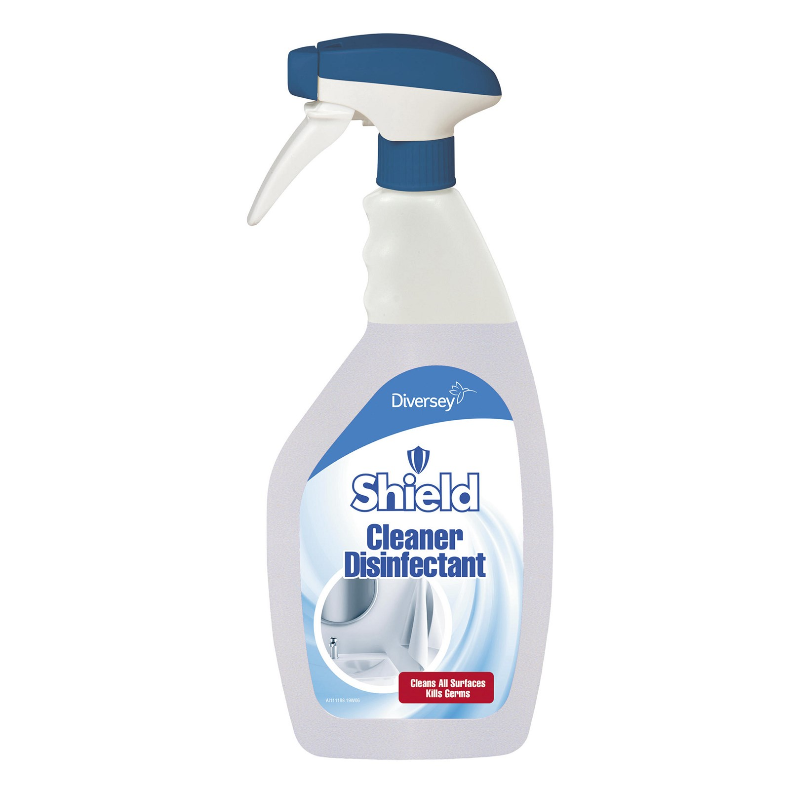 Shield Cleaner Disinfectant Spray
