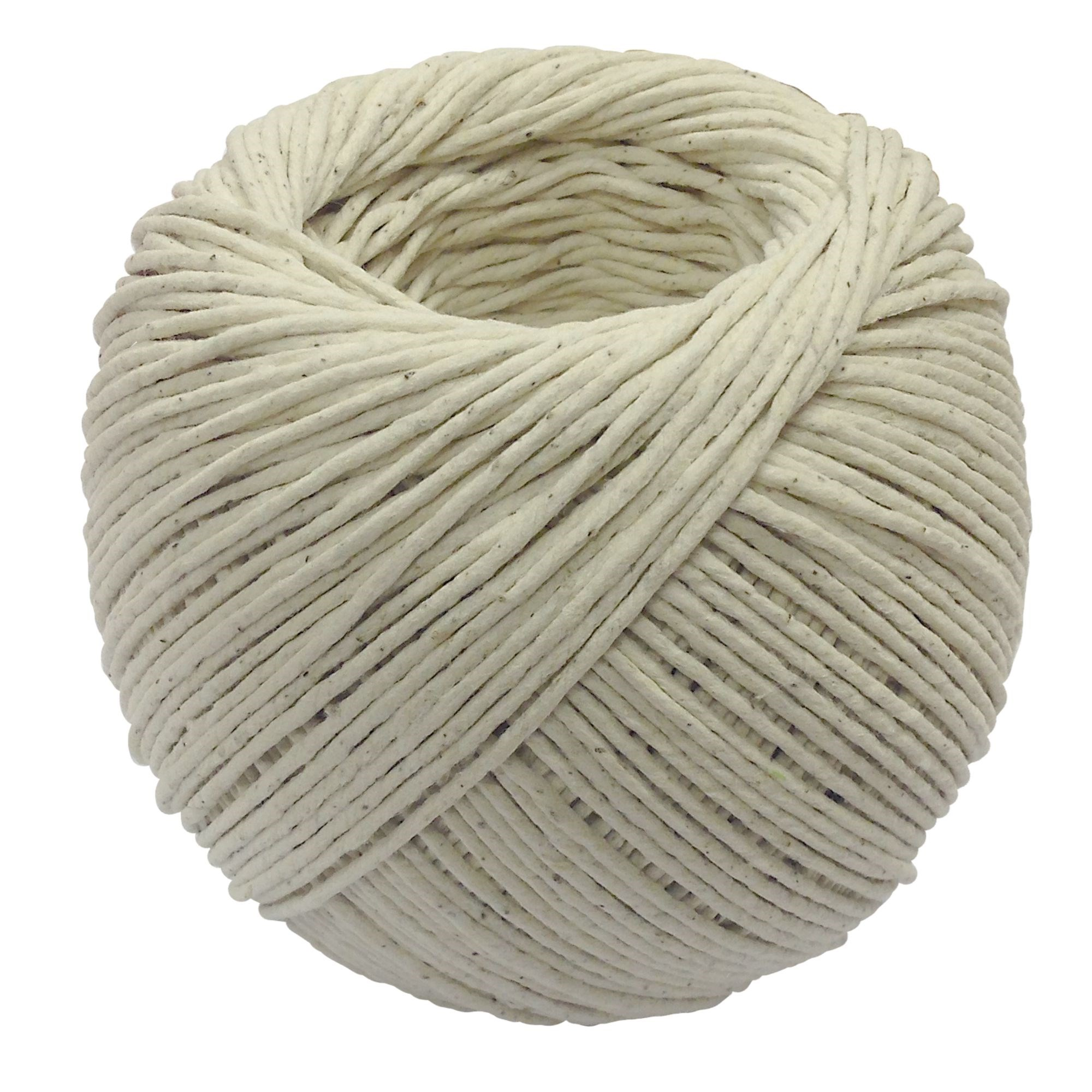 Cotton String 100g Polished