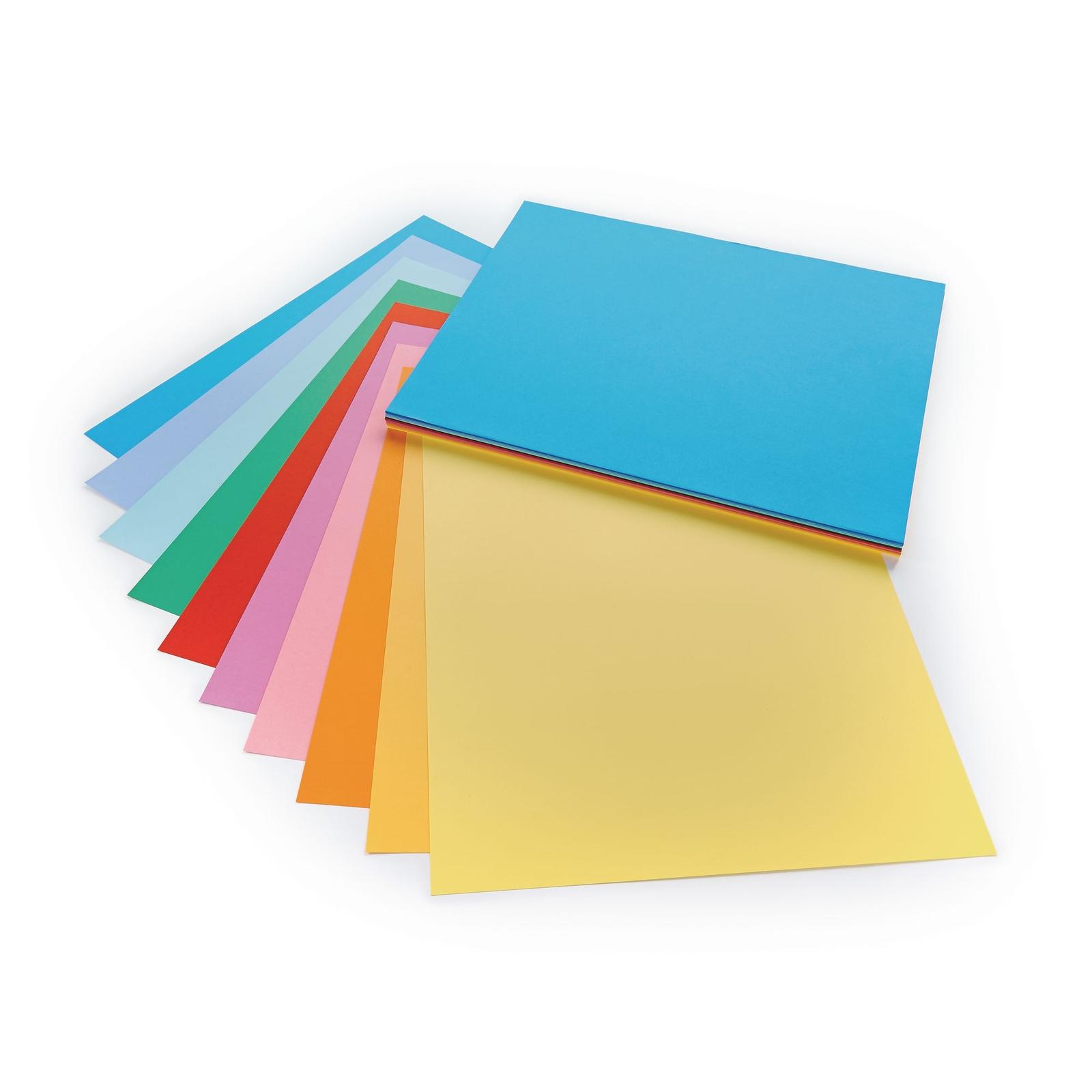 Vanguard 520 x 640mm Coloured Card - Assorted