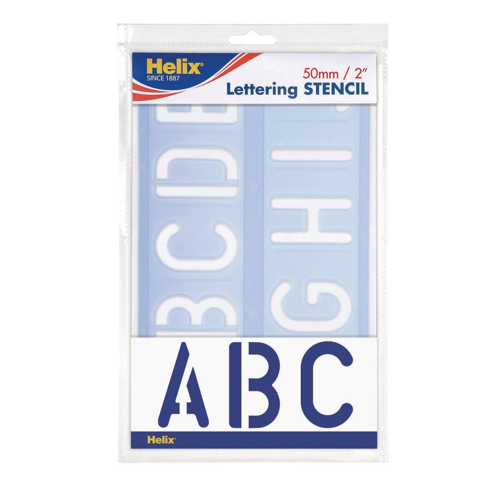 Helix Stencil Set