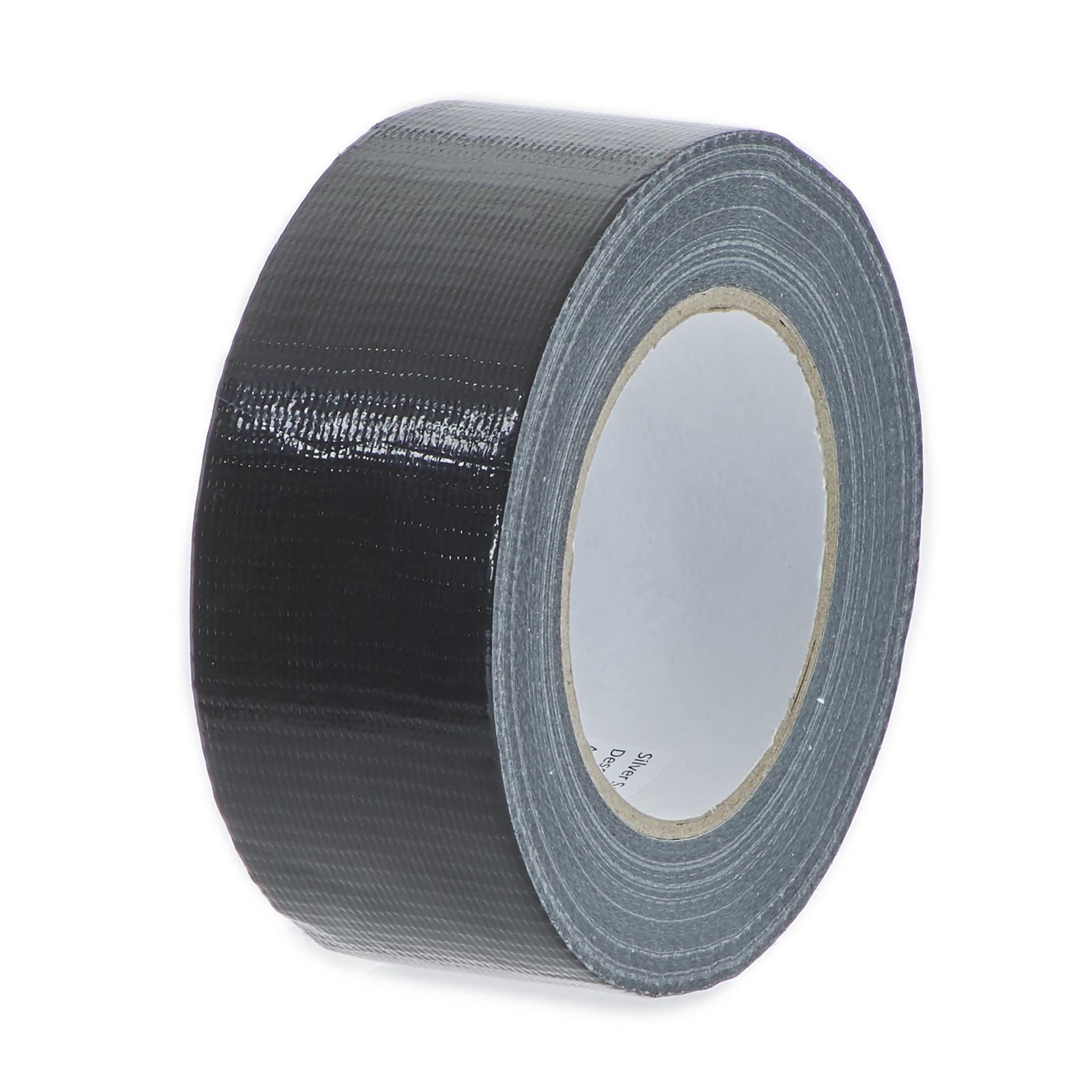 Classmates Cloth Tape Black Waterproof 50mm 50m Gls