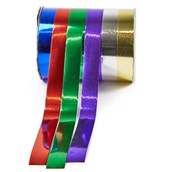 Coloured Ribbon - Pack of 6