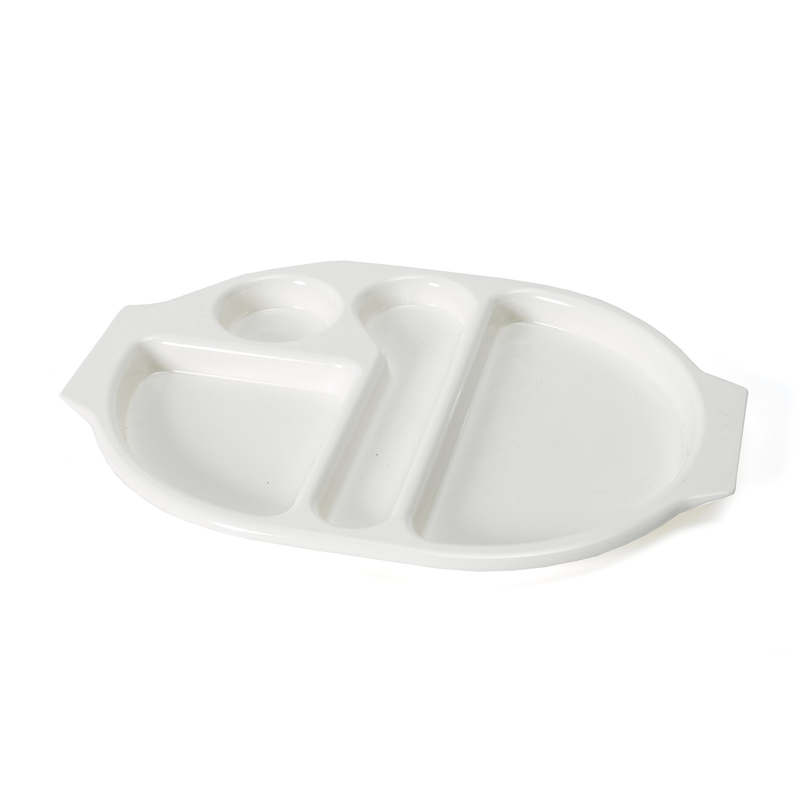 Meal Trays - Large - White